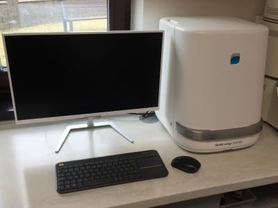 Laboratorní skener