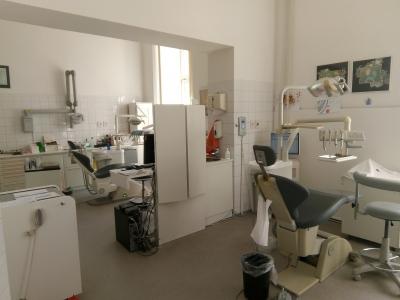 Prodej ordinace Brno, provoz služby RTG místnost alaborant