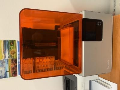 3D tlačiareň Formlab 2.