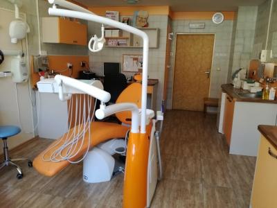 Pronájem či prodej zavedené zubní ordinace