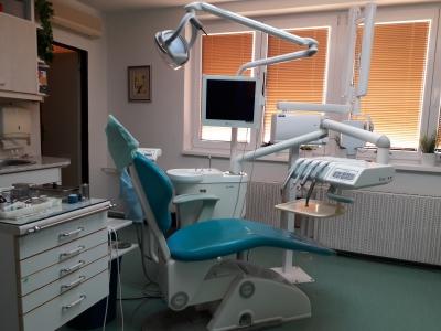 Prodám vybavení zubní ordinace