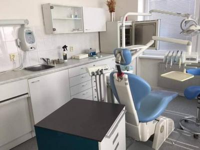 Stomatologická souprava