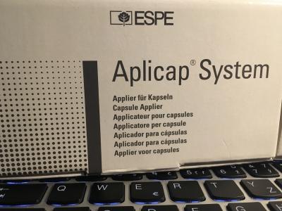 APLICAP Aktivační aaplikační kleště